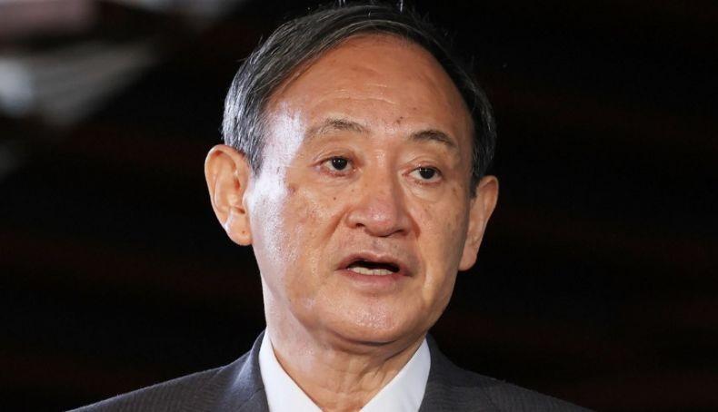 PM Jepang Suga Minta Maaf Anak Buahnya Kunjungi Kelab Malam saat Pembatasan Covid-19