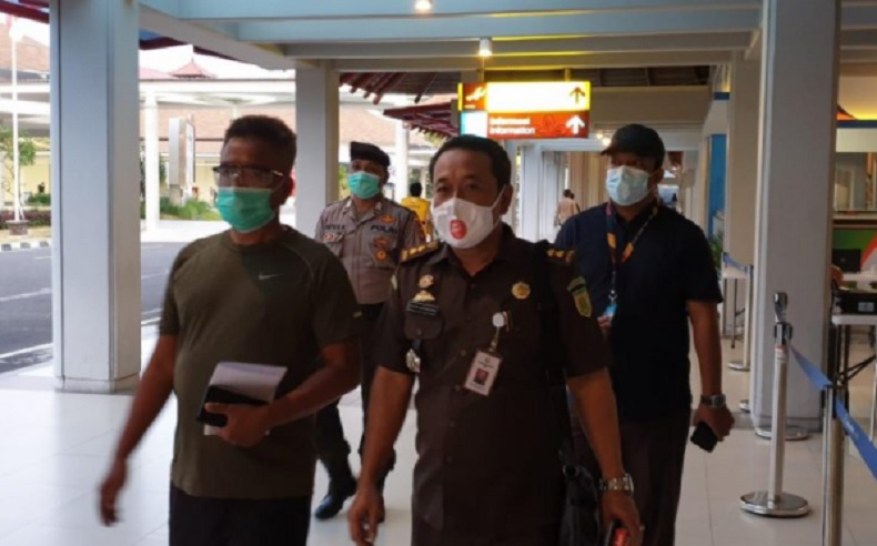 Terpidana Korupsi Ditangkap  di Hotel Kawasan Jimbaran Bali