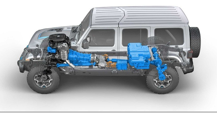 Jeep Wrangler Bakal Punya Varian Plug-in Hybrid