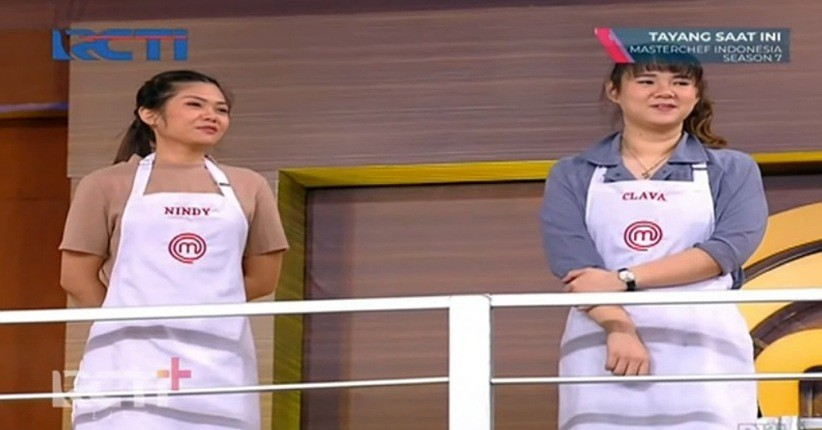 Clava dan Nindy Menangkan Tantangan Wheel of Fortune MasterChef Indonesia