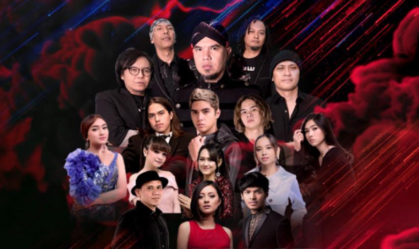 Link Live Streaming Mega Konser Dewa 19 di RCTI Pukul 22.00 WIB