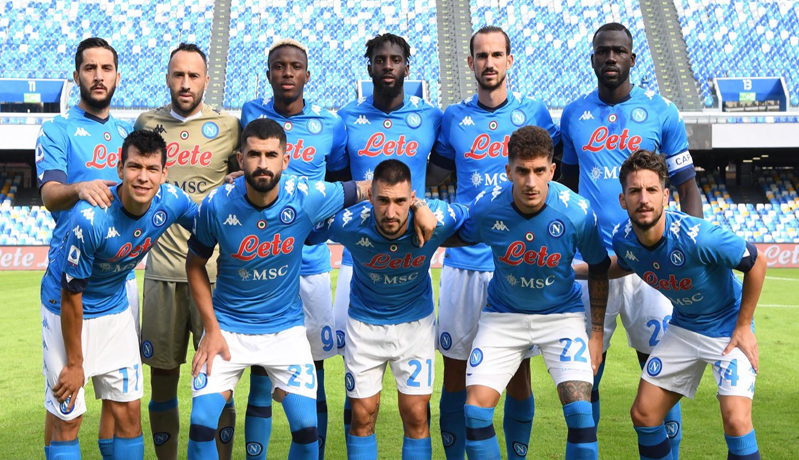 Napoli Vs Atalanta: Il Partenopei Berhasil Pesta Gol