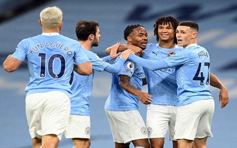 Manchester City Vs Arsenal: Gol Sterling Antarkan City Bekuk The Gunners