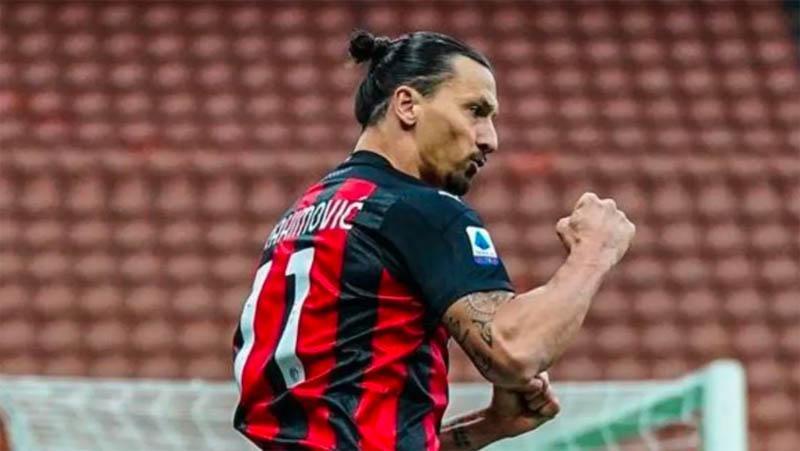 AC Milan Taklukkan Inter Milan, Ibrahimovic Sindir Lukaku