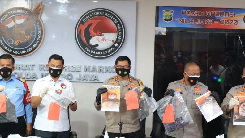 Cai Changpan Meninggal Gantung Diri, Polisi: Tak Ada Luka Lain