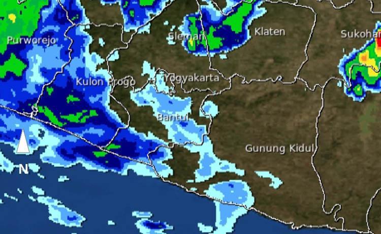 Ancaman Fenomena La Nina, BMKG: Waspadai Banjir, Longsor dan Angin Kencang