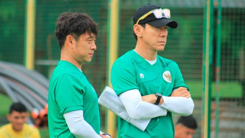 Asisten Pelatih Timnas Lee Jae-hong Minta Maaf usai Kritik PSSI di Medsos