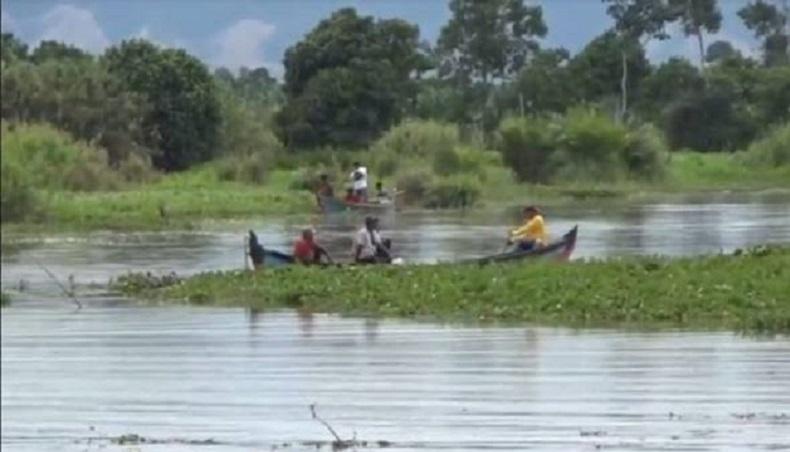 Nelayan Labuhanbatu Utara Hilang di Sungai, Diduga Ditelan Buaya