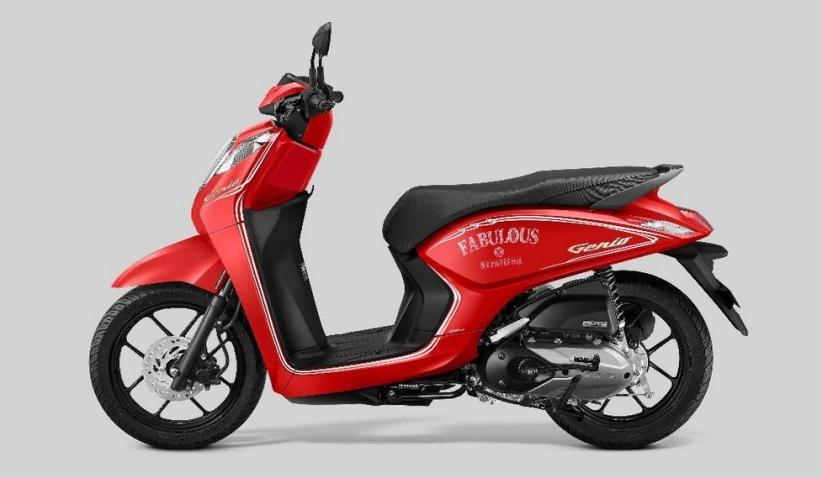 Honda Genio Terbaru Dibanderol Mulai Rp17,6 Jutaan, Begini Ubahannya