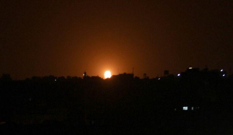 Diserang Roket dari Gaza, Israel Kerahkan Jet Tempur dan Helikopter