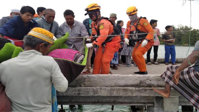 3 Hari Hilang, Nelayan Belitung Ditemukan Meninggal Dunia