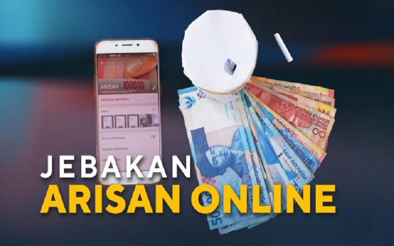 Waspada Jebakan Arisan Online di Medan, Oknum Polisi  Dimanfaatkan Jadi Debt Collector