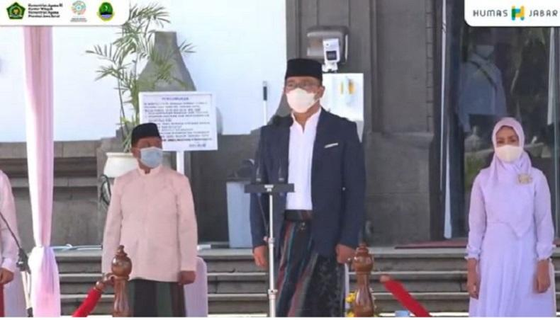 Ridwan Kamil Sebut Bank BJB Salurkan Dana PEN 2 Kali Lipat