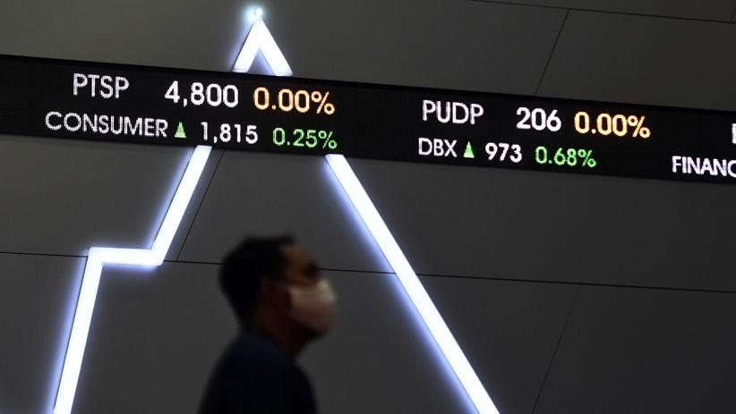 IHSG Sepekan Positif, Kapitalisasi Pasar Meningkat Jadi Rp 7.210 Triliun