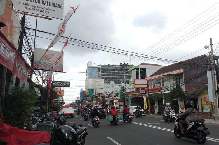 Viral, Pencuri Helm Tertangkap dan Dihakimi Massa di Sleman