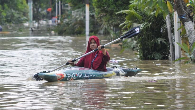 Banjir di Bekasi, Pemkot Bekasi Belum Selesai Normalisasi Kali