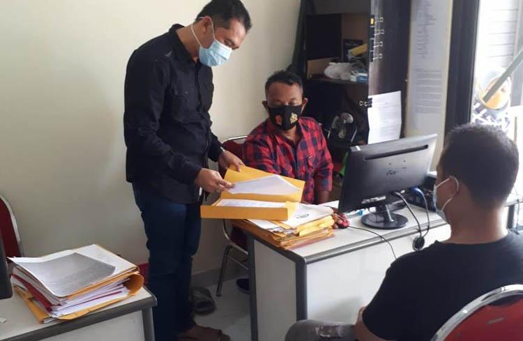 Residivis di Sleman Kembali Ditangkap usai Curi  Handphone