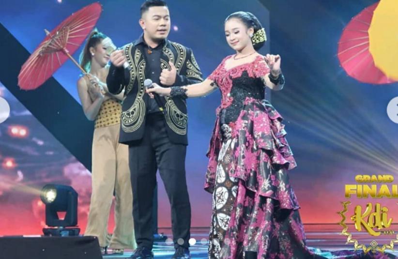 Wahid Nyanyikan Lagu Duit Kurang Maksimal di Grand Final KDI, Okky Lukman: Kamu Tetap Juara
