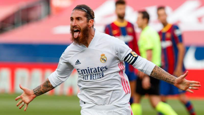Kapten Real Madrid Sergio Ramos Positif Covid-19