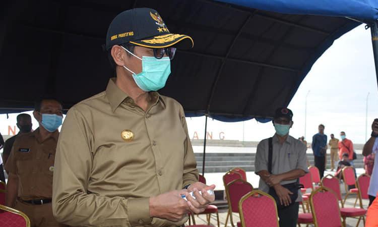 Antisipasi Penyebaran Covid-19 di Libur Panjang, Gubernur Sumbar: Warga Diimbau Tak Keluar Kota