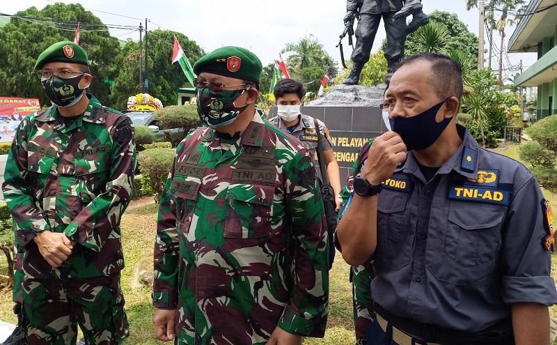 TNI AD Akan Dilibatkan dalam Proses Vaksinasi Covid-19