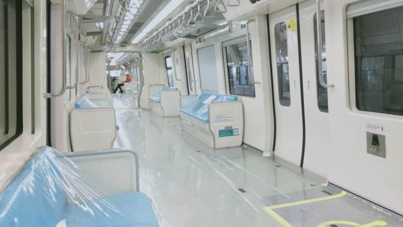 LRT Jabodebek Siap Diuji Coba Tanpa Masinis pada 2021