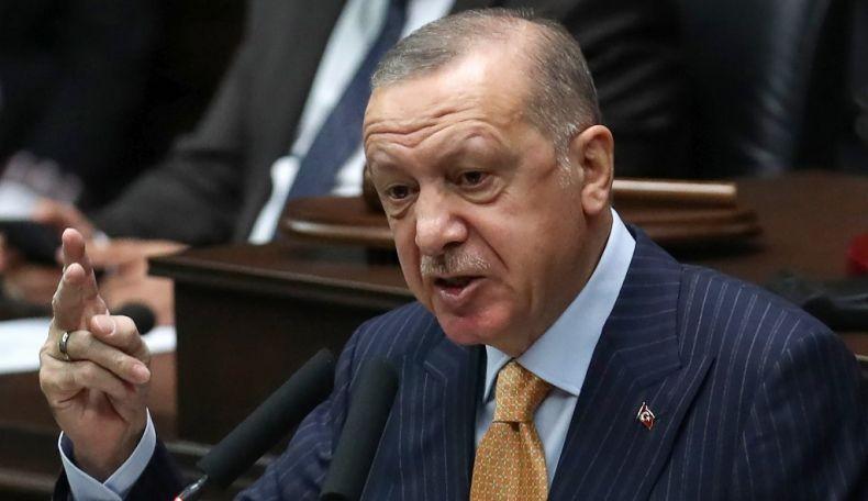 AS Jual Senjata Rp10,5 Triliun ke Israel, Erdogan ke Joe Biden: Tangan Anda Berdarah