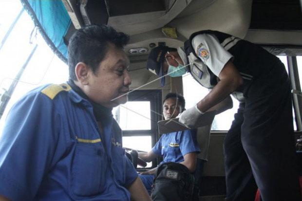 Kru Tak Bisa Tunjukkan Rapid Test, Bus Pariwisata Ditolak Masuk DIY