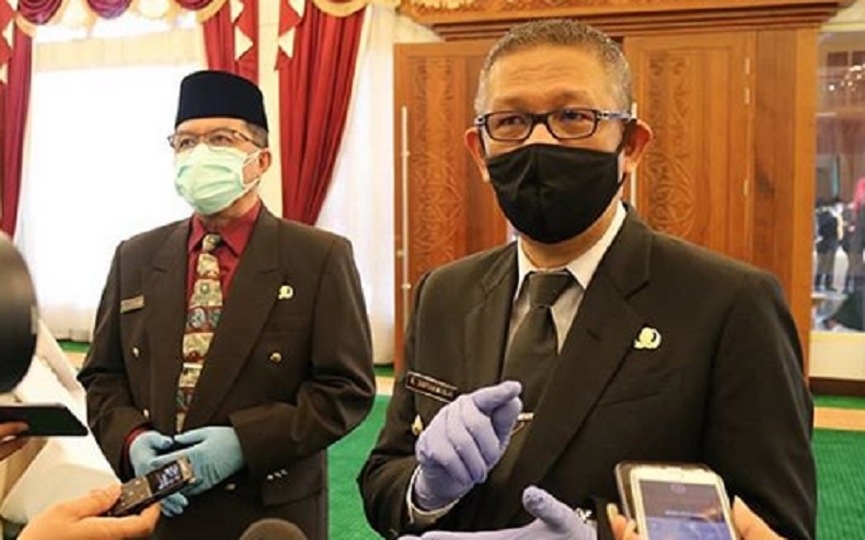 Kasus Covid-19 Naik Terus, Gubernur Kalbar Minta Petugas Tindak Tegas Pelanggar Prokes