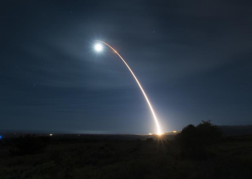 AS Kembali Sukses Uji Rudal Balistik Minuteman III, Jarak Tempuh Capai 6.700 Km