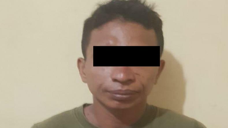 10 Bulan Melarikan Diri, Pencuri Spesialis Rumah di Namorambe Ditangkap