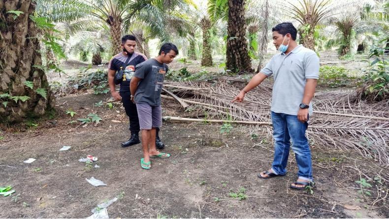 Cabuli Pacar di Bawah Umur, Pemuda di Bangka Tengah Diringkus