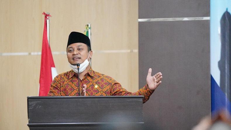 Plt Gubernur Sulsel Kecam Insiden Bom Bunuh Diri di Gereja Katedral Makassar