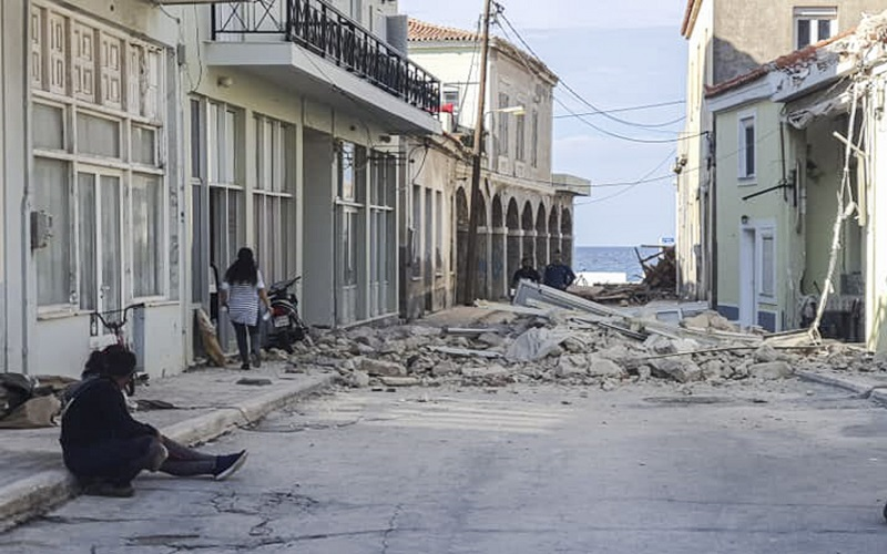 Gempa Yunani Sejauh Ini Tewaskan 6 Orang serta Ratusan Lainnya Luka-Luka