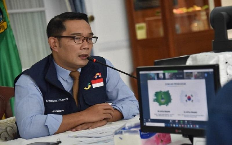 Gubernur Ridwan Kamil Sebut 100 Orang Reaktif Pascarapid Test Acak Libur Panjang