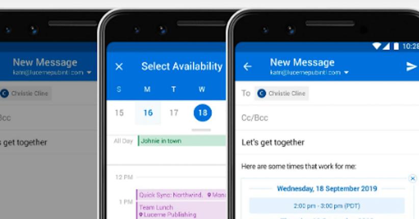 Microsoft Sediakan E-mail Sekali Pakai