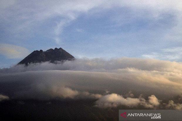 Aktivitas Gunung Merapi Meningkat, Radius 3 KM  dari Puncak Wajib Kosong