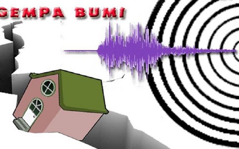 Gempa Bumi Bermagnitudo 5,4 Guncang Halmahera Barat