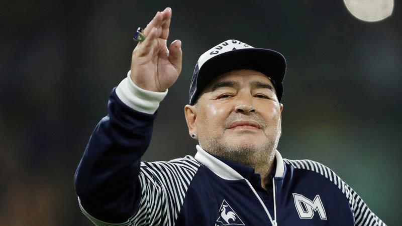 Bambang Nurdiansyah Ceritakan Momen Digocek Diego Maradona