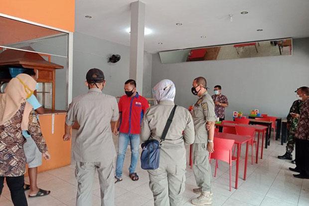 Waduh, 539 Pelaku Usaha di Yogyakarta Langgar Protokol Kesehatan