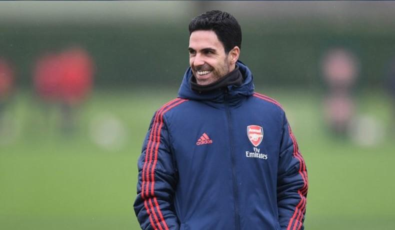 Dikaitkan dengan Barcelona, Arteta: Saya Bahagia di Arsenal