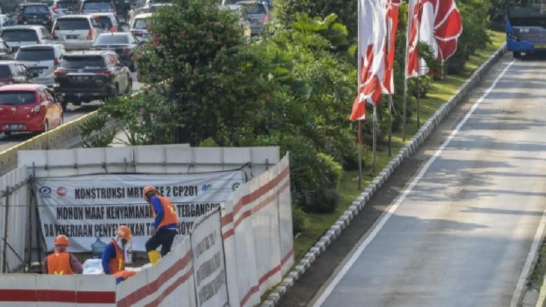 MRT Jakarta Ungkap Penyebab Proyek Fase II Gagal Lelang Berkali-kali