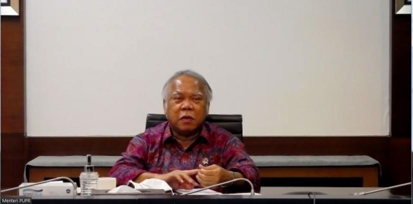 Kementerian PUPR Genjot Pembangunan, HT: Ciptakan Lapangan Kerja, Pulihkan Ekonomi Nasional