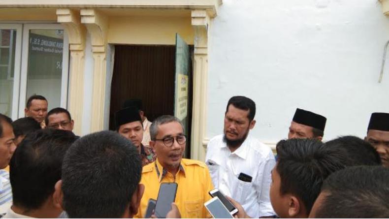 Ada Perintah Menangkan Musa Rajekshah di Musda Golkar Sumut, Yasir Ridho Mundur