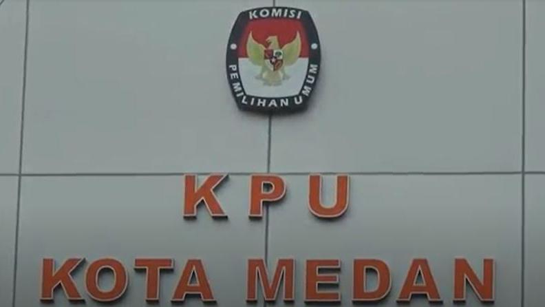 Usai Putusan MK, Besok KPU Medan Gelar Pleno Penetapan Hasil Pilkada