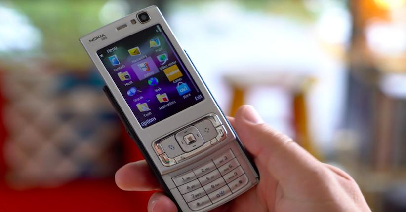 Nokia N95 Versi Terbaru Muncul di YouTube