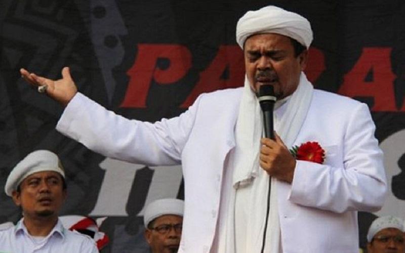 Beredar Foto Habib Rizieq dalam Perjalanan ke Jeddah