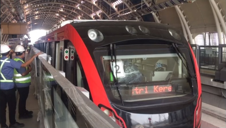 Proyek LRT Jabodebek, Adhi Karya Terima Rp13,3 Triliun