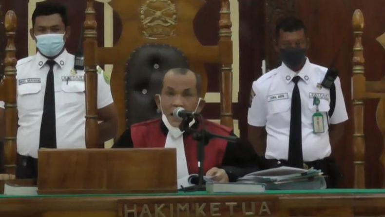 Penetapan Tersangka Sah, Hakim Tolak Praperadilan Ketua KAMI Medan Khairi Amri