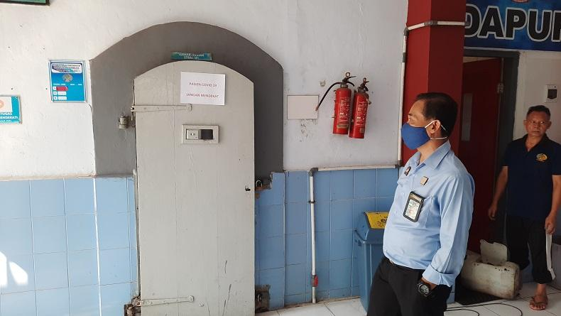 Hasil Swab Test di Lapas Tasikmalaya, 1 Napi dan 2 Petugas Positif Covid-19